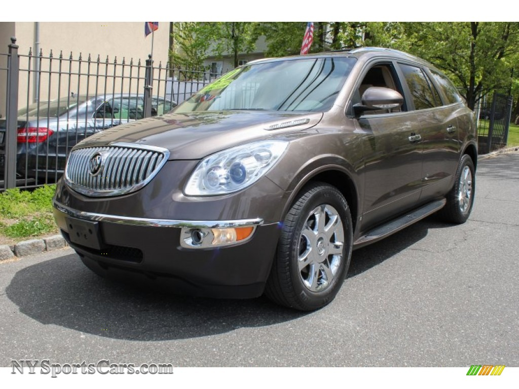 2010 buick enclave cxl awd in cocoa metallic 191962 cars for sale in new york. Black Bedroom Furniture Sets. Home Design Ideas