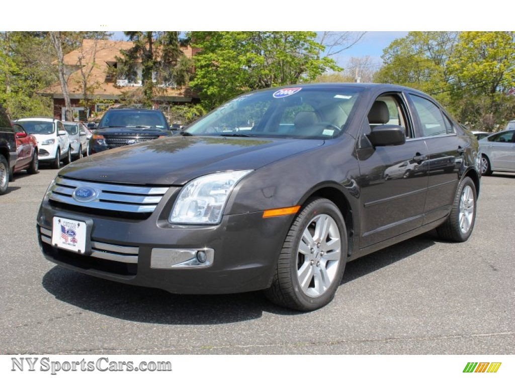 2006 ford fusion sel v6 in charcoal beige metallic 232654 cars for sale. Black Bedroom Furniture Sets. Home Design Ideas