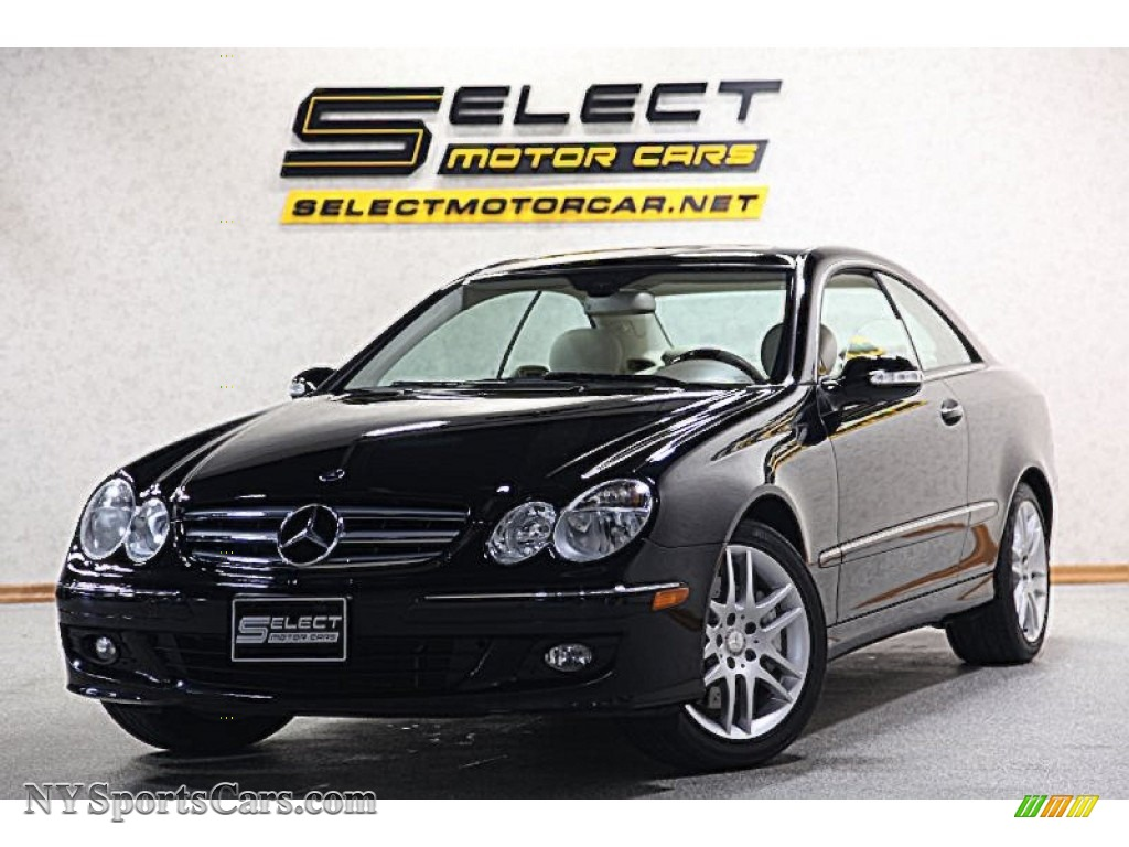 2009 mercedes benz clk 350 coupe in black 270144 for 2009 mercedes benz clk350 for sale
