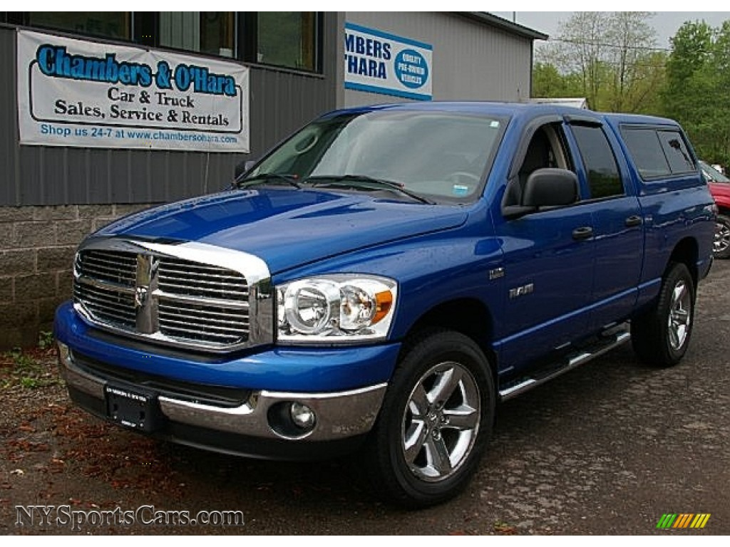 2008 dodge ram 1500 big horn edition quad cab 4x4 in. Black Bedroom Furniture Sets. Home Design Ideas