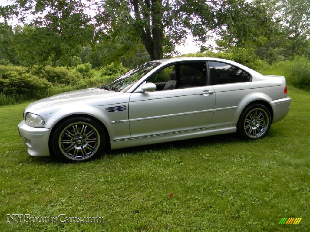 2004 bmw m3 coupe in titanium silver metallic photo 24. Black Bedroom Furniture Sets. Home Design Ideas