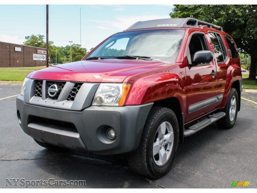2005 nissan xterra se 4x4 in red brawn pearl photo 15. Black Bedroom Furniture Sets. Home Design Ideas