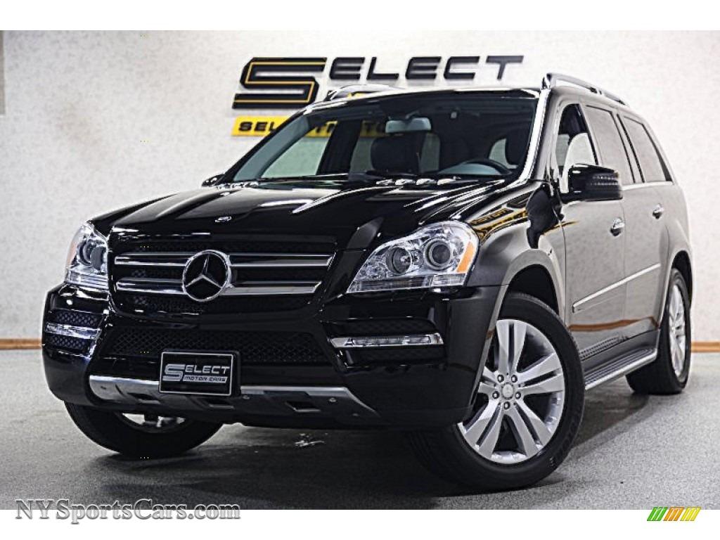 2011 Mercedes Benz Gl 450 4matic In Black 635228