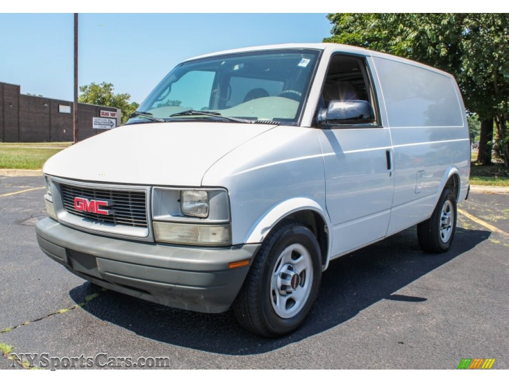 2005 gmc safari commercial van in summit white 509662 cars for sale in. Black Bedroom Furniture Sets. Home Design Ideas