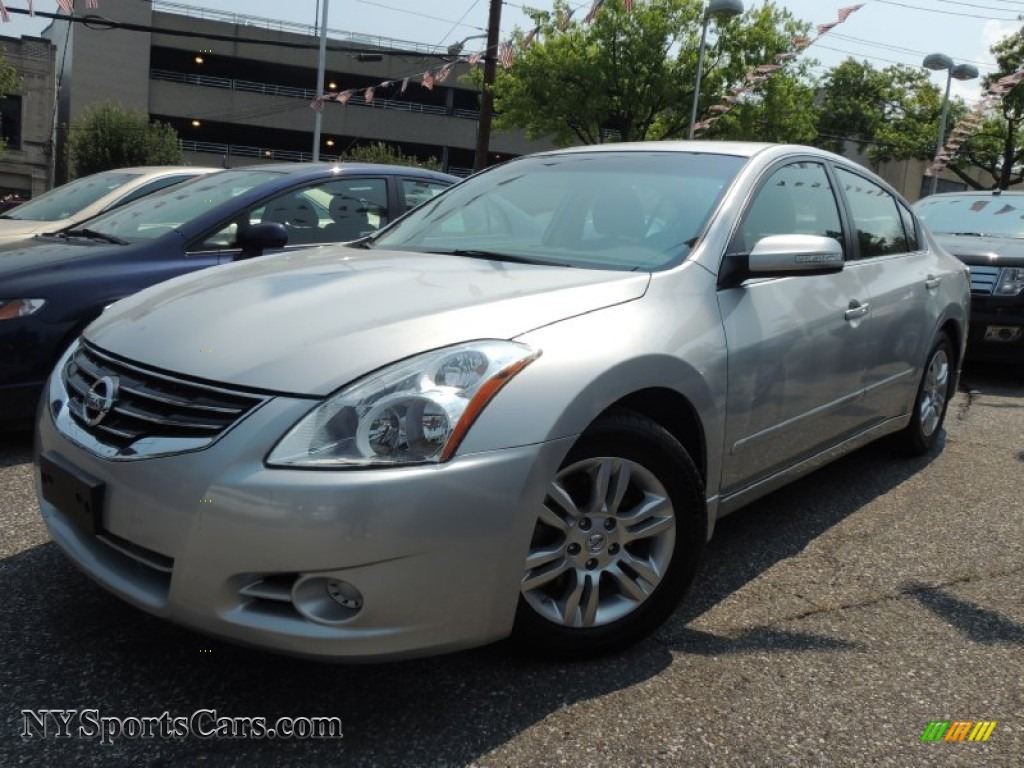 2010 nissan altima 2 5 sl in radiant silver 527966 cars for sale in new york. Black Bedroom Furniture Sets. Home Design Ideas