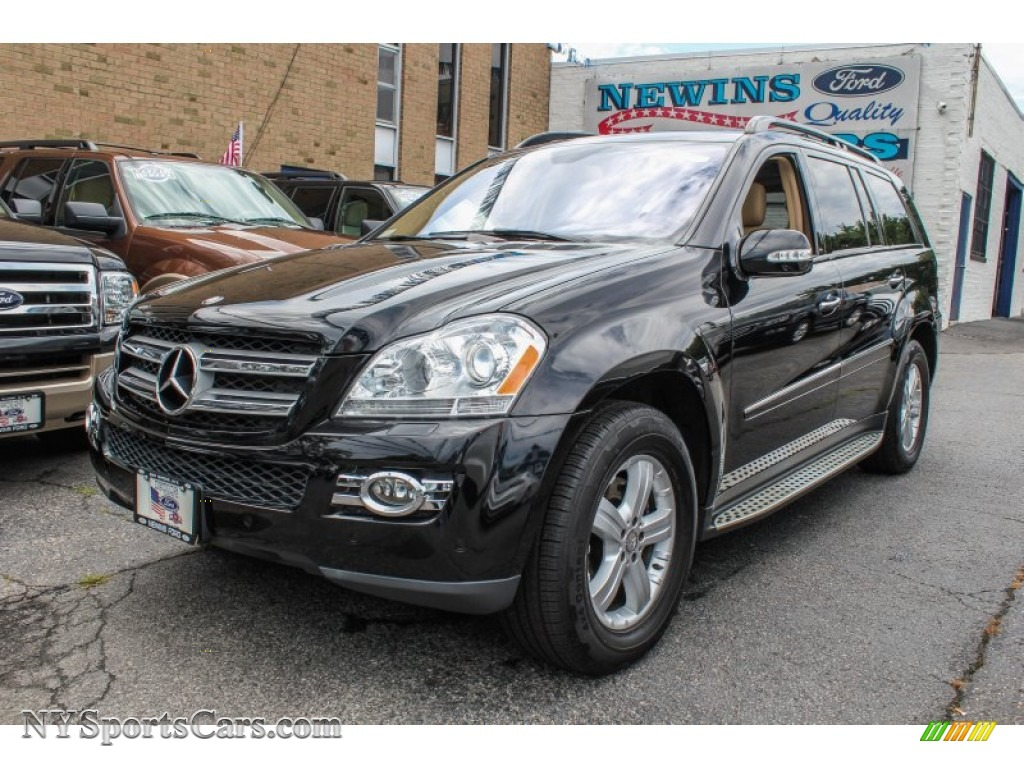 2008 mercedes benz gl 450 4matic in black photo 16 for Mercedes benz 2008 gl450 for sale