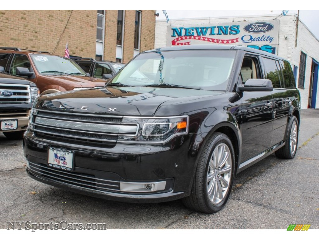 2013 ford flex limited ecoboost awd in tuxedo black metallic d09798 cars. Black Bedroom Furniture Sets. Home Design Ideas
