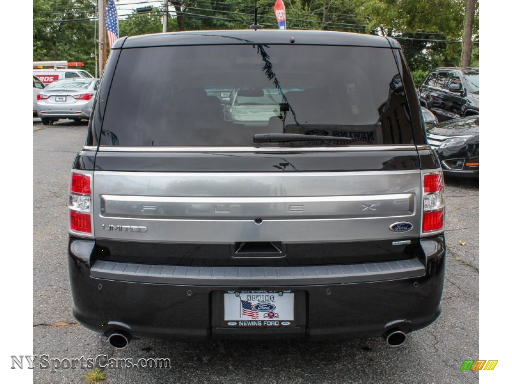 2013 ford flex limited ecoboost awd in tuxedo black metallic photo 4 d09798 nysportscars. Black Bedroom Furniture Sets. Home Design Ideas