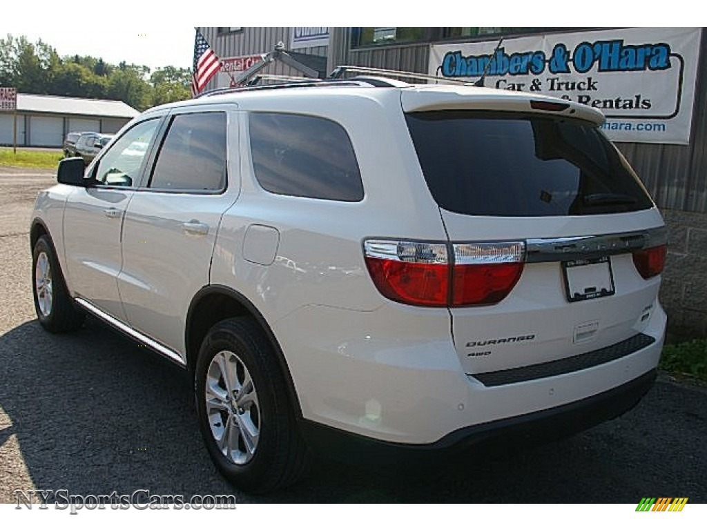 2012 dodge durango crew awd in stone white photo 7. Black Bedroom Furniture Sets. Home Design Ideas