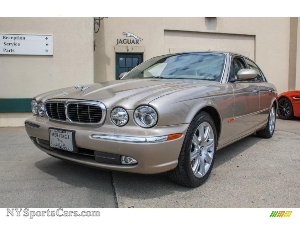 2004 Jaguar Xj Xj8 In Topaz Metallic G07978
