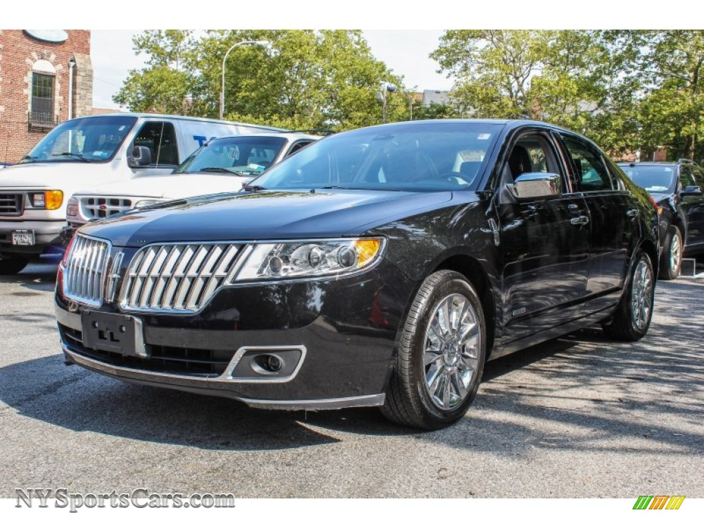 2011 lincoln mkz hybrid in tuxedo black metallic 752264 cars for sale in. Black Bedroom Furniture Sets. Home Design Ideas