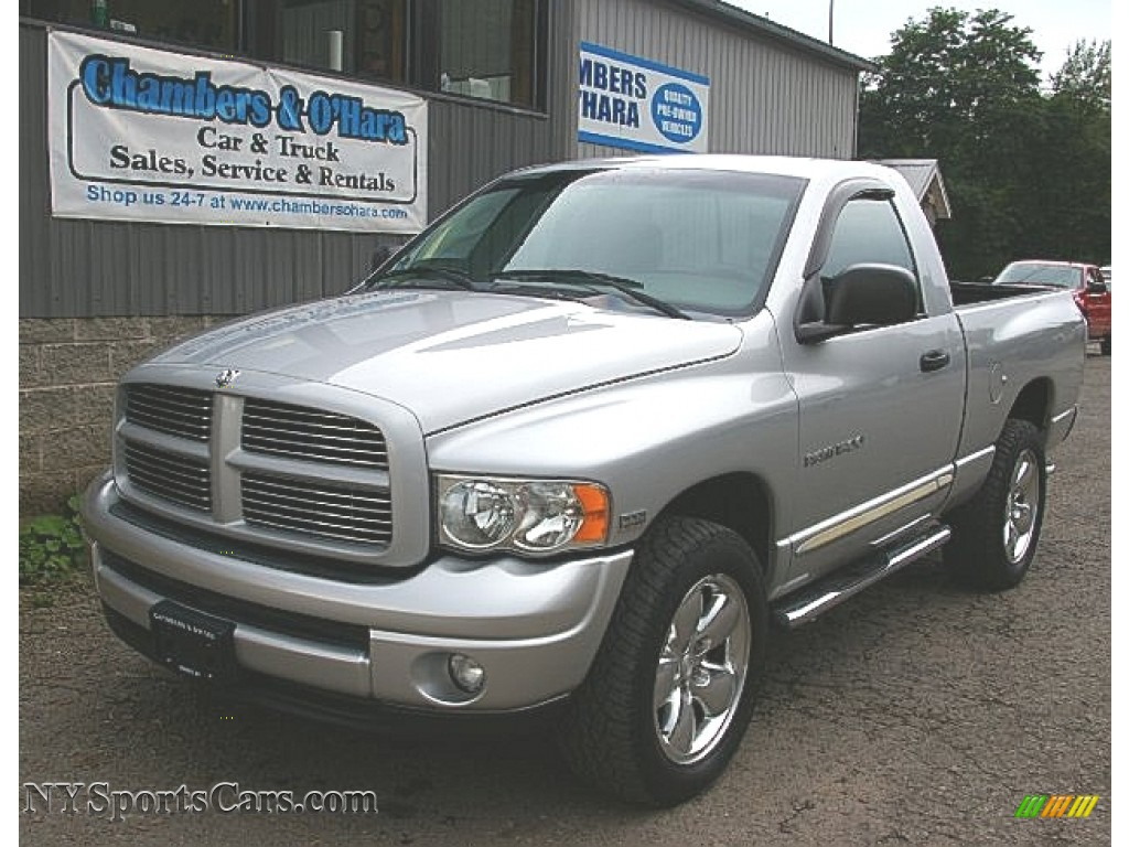 2004 dodge ram 1500 slt regular cab 4x4 in graphite. Black Bedroom Furniture Sets. Home Design Ideas