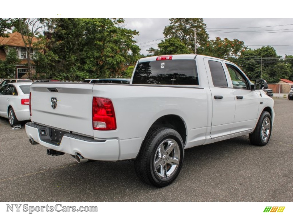2012 dodge ram 1500 st quad cab 4x4 in bright white photo 6 184115 cars. Black Bedroom Furniture Sets. Home Design Ideas
