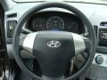Hyundai Elantra Blue Ebony Black photo #13