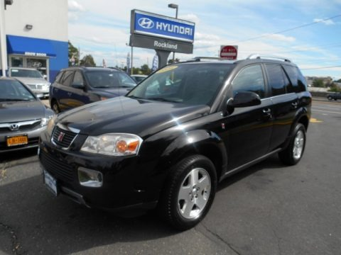 Black Onyx 2006 Saturn VUE V6 AWD