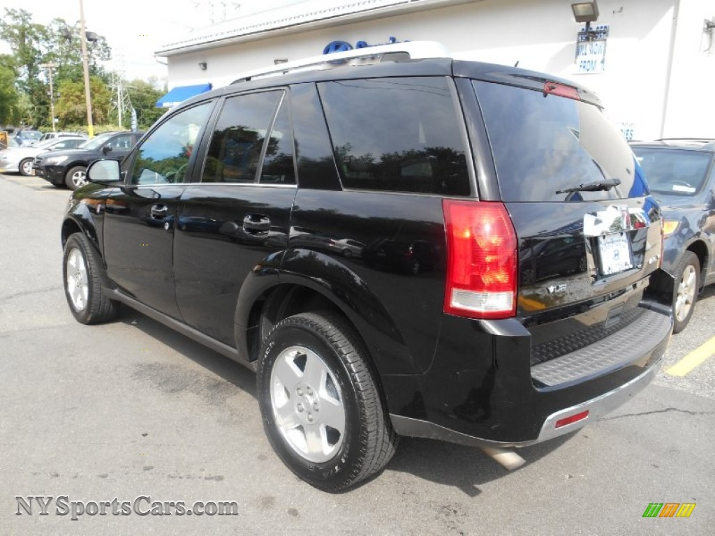 2006 VUE V6 AWD - Black Onyx / Gray photo #6