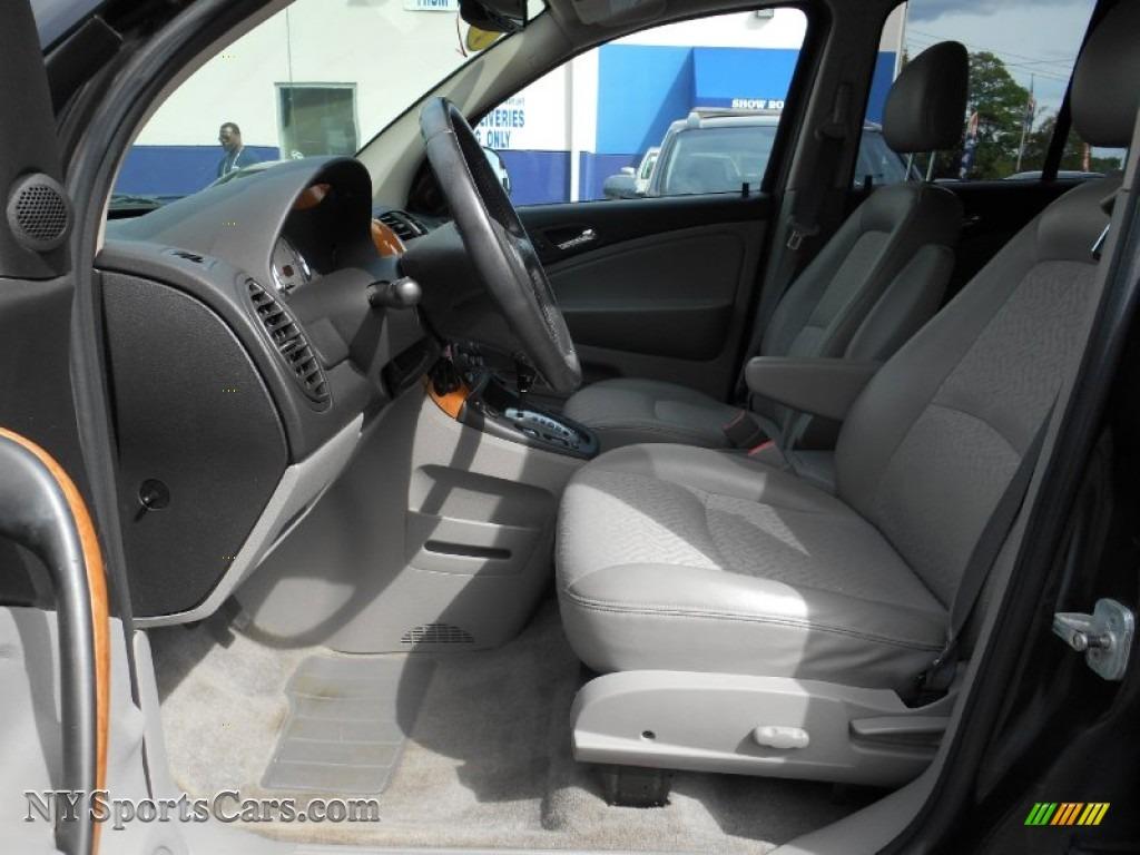 2006 VUE V6 AWD - Black Onyx / Gray photo #10