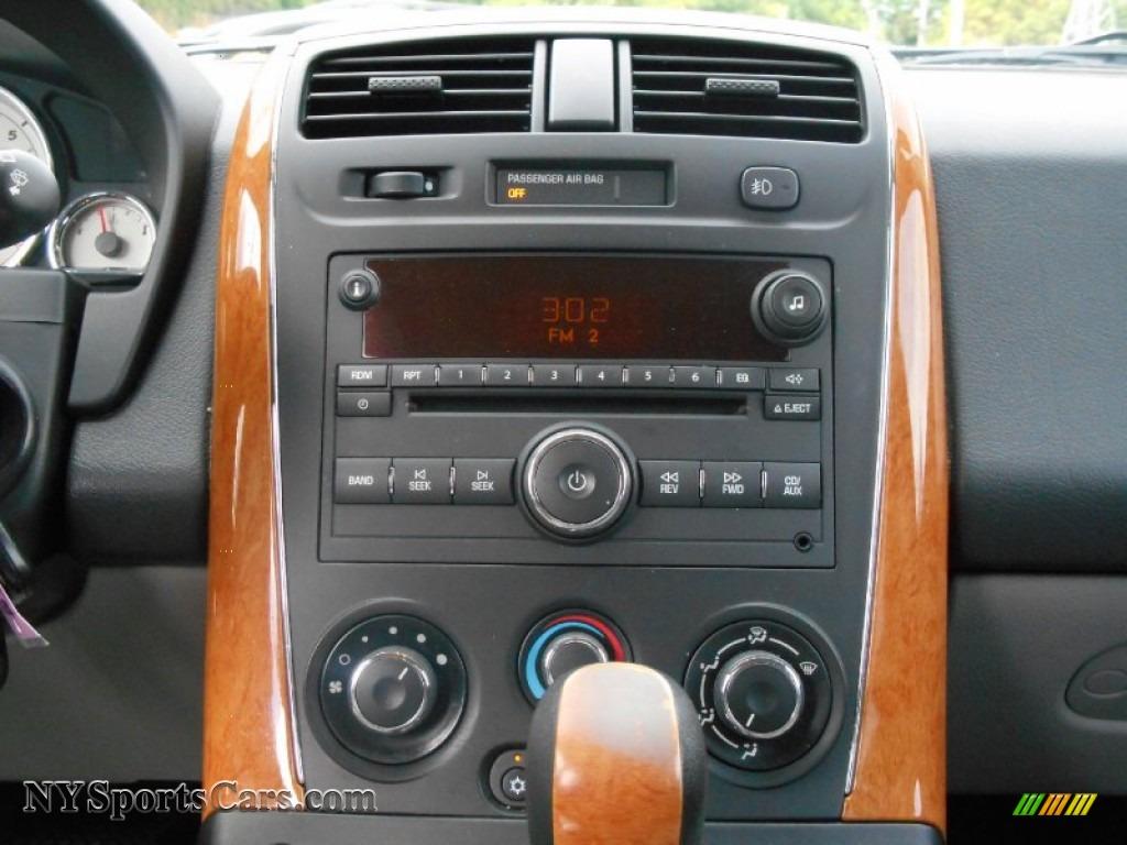 2006 VUE V6 AWD - Black Onyx / Gray photo #16