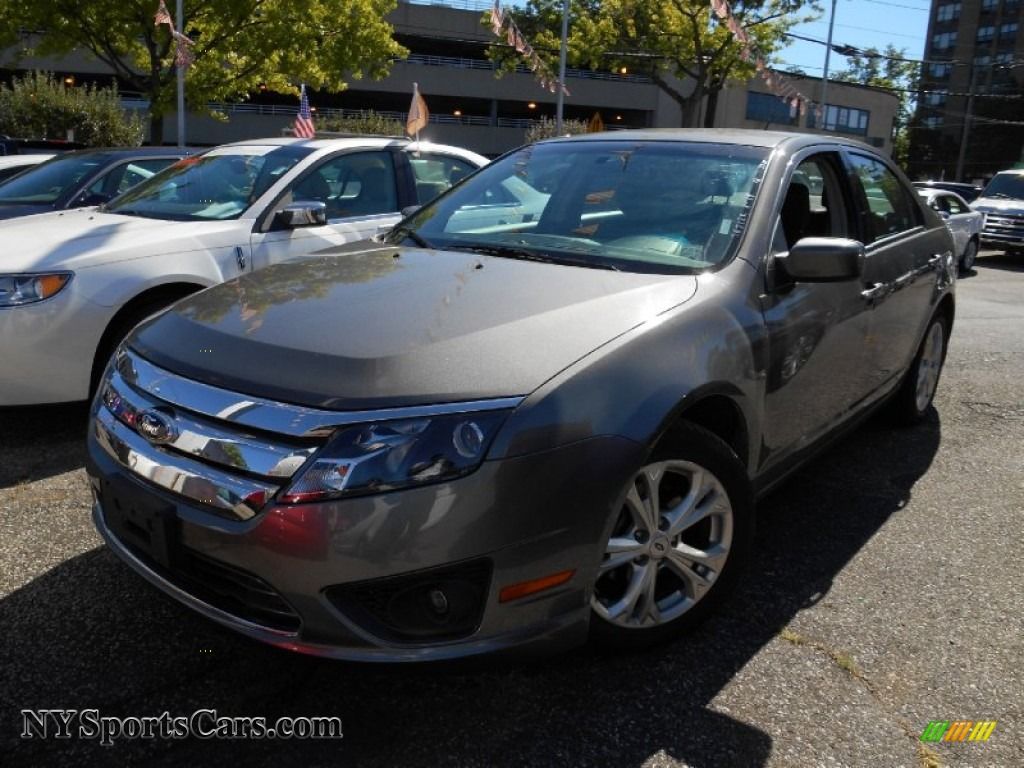 Ford ford fusion v6 : 2012 Ford Fusion SE V6 in Sterling Grey Metallic - 303918 ...