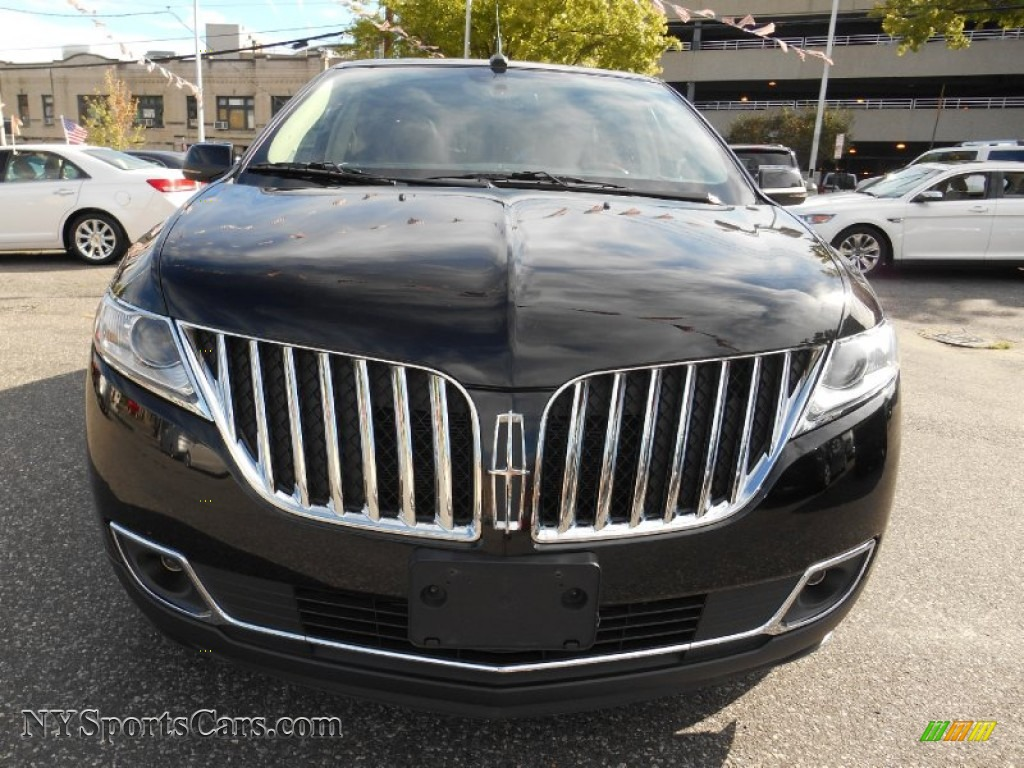 2012 lincoln mkx awd in black photo 3 l00256 cars for sale in new york. Black Bedroom Furniture Sets. Home Design Ideas