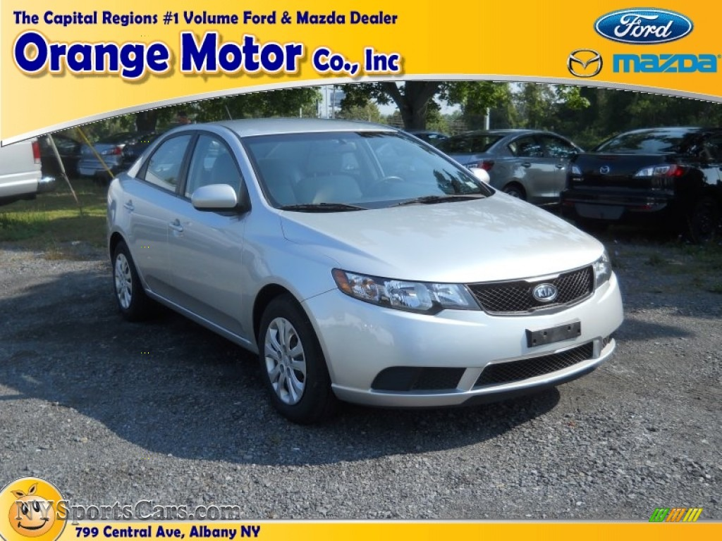 2010 kia forte lx in titanium photo 18 807947 for Orange motors albany new york