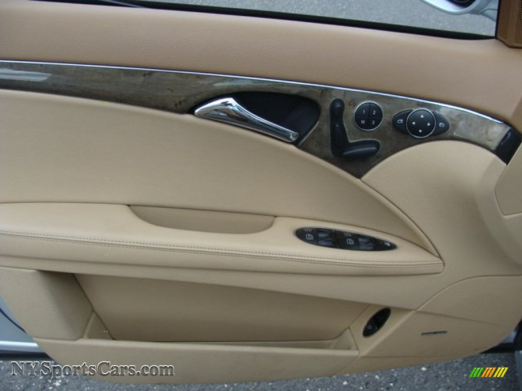 2007 E 350 4Matic Sedan - Iridium Silver Metallic / Cashmere photo #7