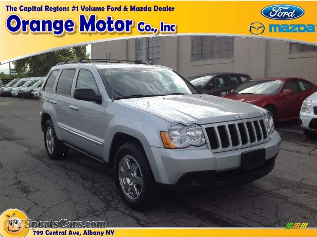 2010 jeep grand cherokee laredo 4x4 in bright silver for Orange motors albany new york