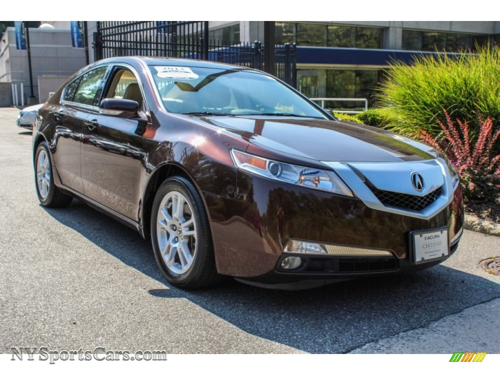 2011 acura tl 3 5 in mayan bronze metallic 000870 cars for sale in new york. Black Bedroom Furniture Sets. Home Design Ideas