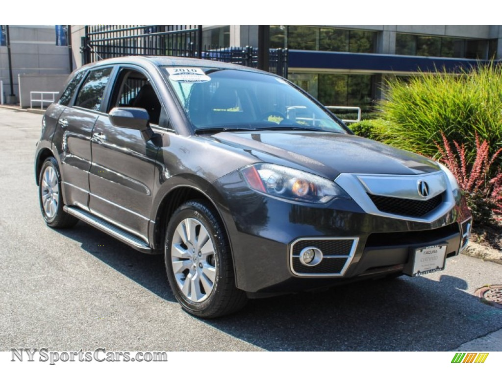2010 acura rdx sh awd technology in grigio metallic 003849 cars for sale. Black Bedroom Furniture Sets. Home Design Ideas