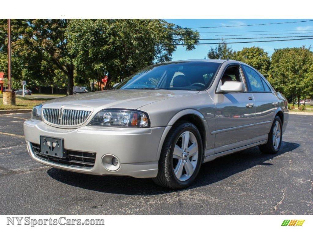 2006 lincoln ls v8 in silver birch metallic 623976 cars for sale in new york. Black Bedroom Furniture Sets. Home Design Ideas