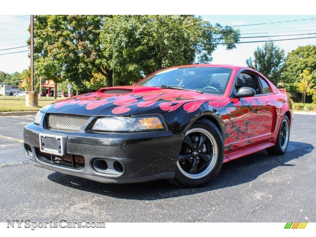 Nissan Altima 2.5S >> 2003 Ford Mustang GT Coupe in Torch Red - 406734 ...