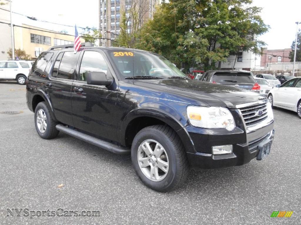 2010 explorer xlt 4x4 black black photo 1. Cars Review. Best American Auto & Cars Review