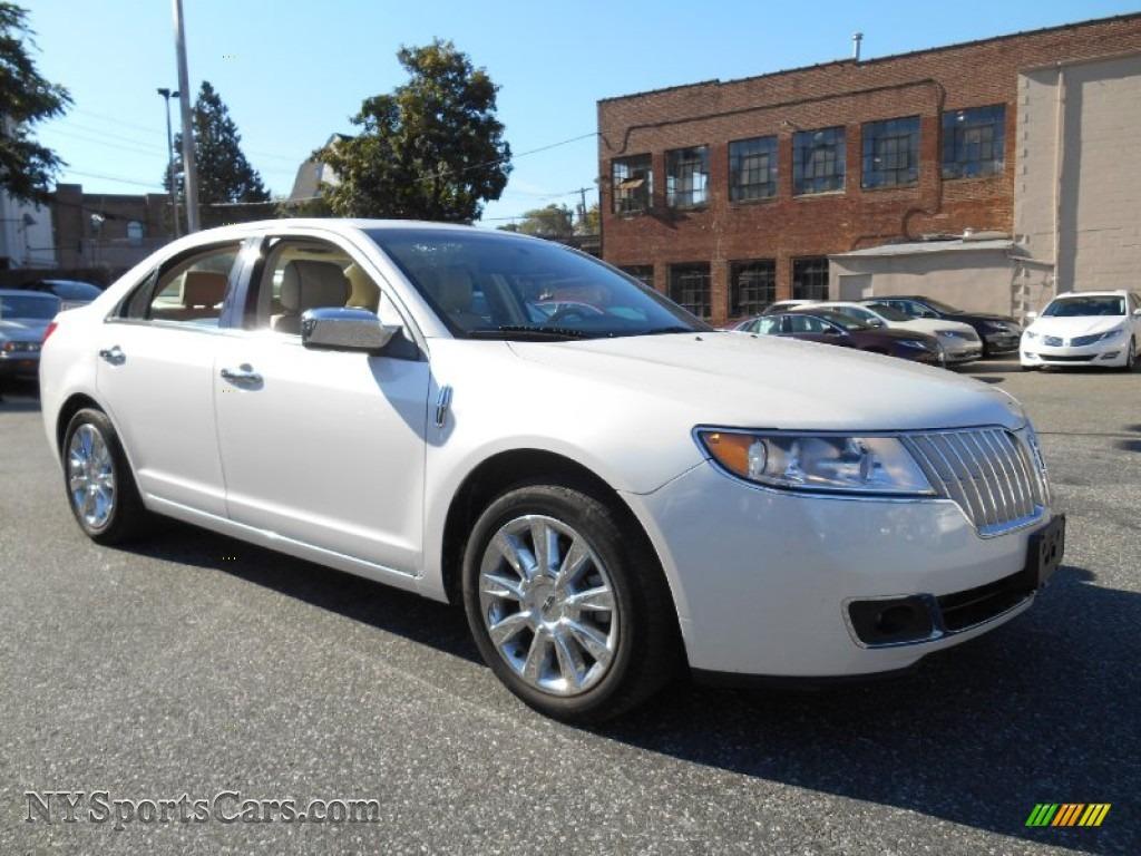 2012 lincoln mkz awd in white platinum metallic tri coat 803725 cars for. Black Bedroom Furniture Sets. Home Design Ideas