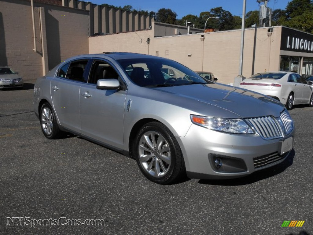 2010 lincoln mks awd ultimate package in ingot silver metallic 613534. Black Bedroom Furniture Sets. Home Design Ideas