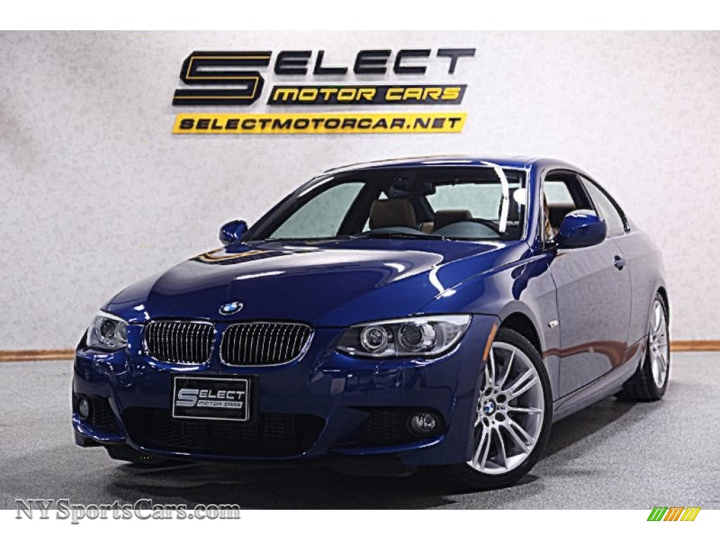 2011 bmw 3 series 335i coupe in le mans blue metallic 263049 cars for. Black Bedroom Furniture Sets. Home Design Ideas
