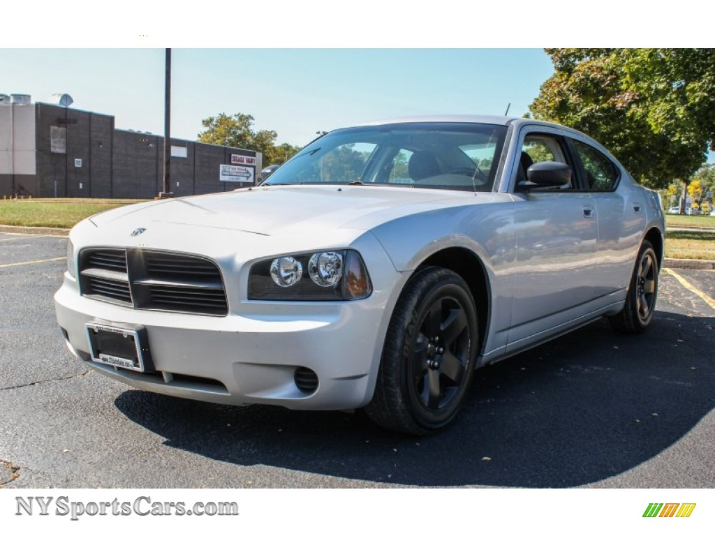 2008 Dodge Charger Se In Bright Silver Metallic 324851