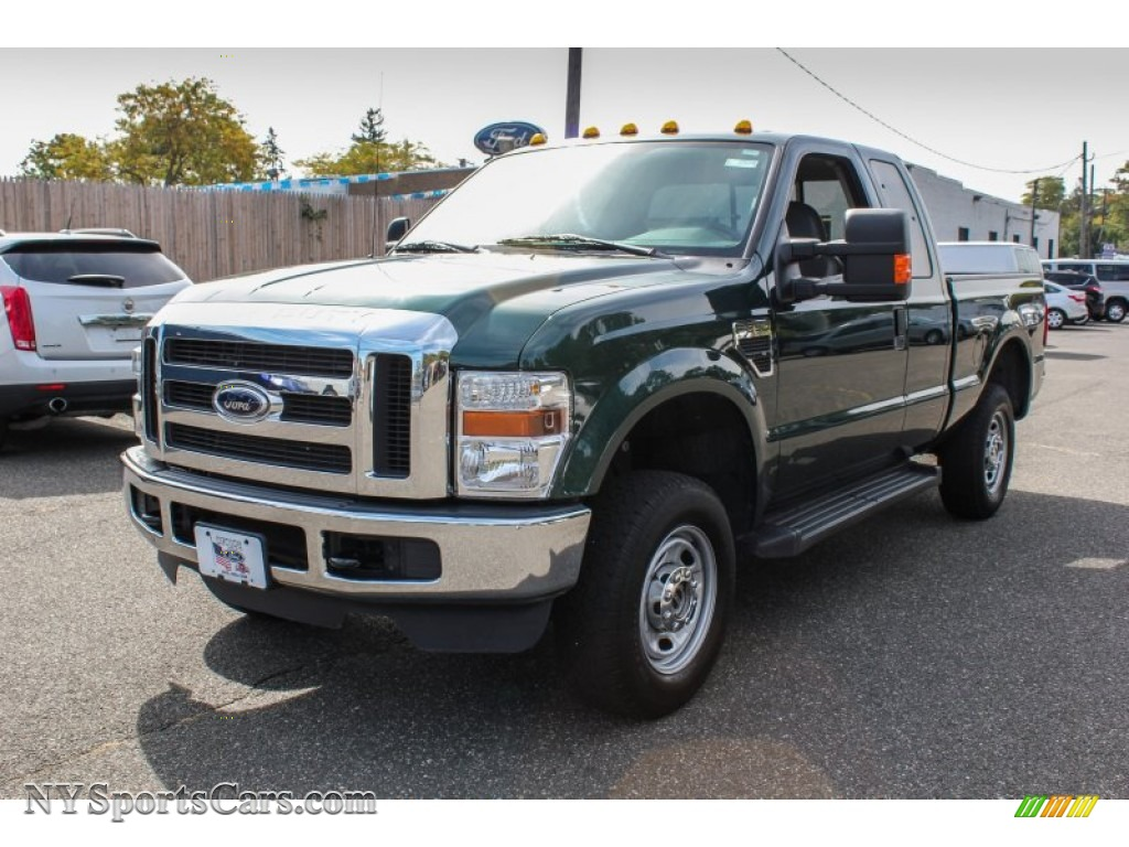 2010 Ford F250 Super Duty Xl Supercab 4x4 In Forest Green Metallic A60075 Nysportscars Com