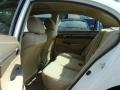 Honda Civic EX Sedan Taffeta White photo #20