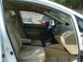 Honda Civic EX Sedan Taffeta White photo #26