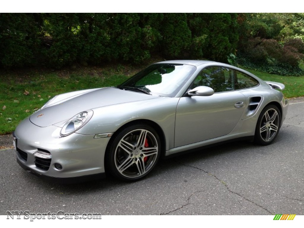 2008 porsche 911 turbo coupe in gt silver metallic 783900 cars for sale. Black Bedroom Furniture Sets. Home Design Ideas