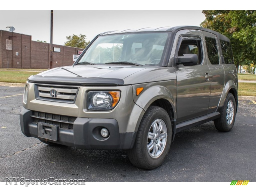 2008 honda element ex awd in galaxy gray metallic 008386 cars for sale in. Black Bedroom Furniture Sets. Home Design Ideas