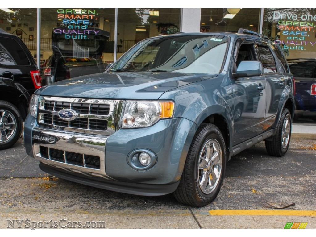 2012 ford escape limited in steel blue metallic a74596 cars for sale in. Black Bedroom Furniture Sets. Home Design Ideas