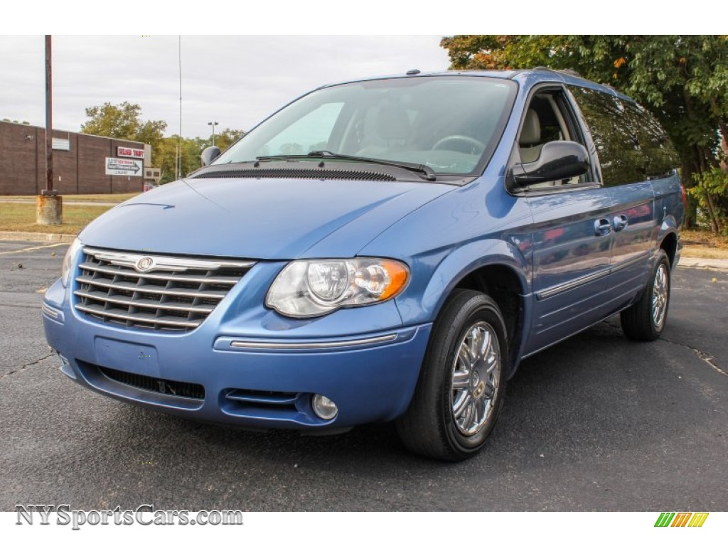 2007 chrysler town country limited in marine blue pearl photo 18 209532. Black Bedroom Furniture Sets. Home Design Ideas