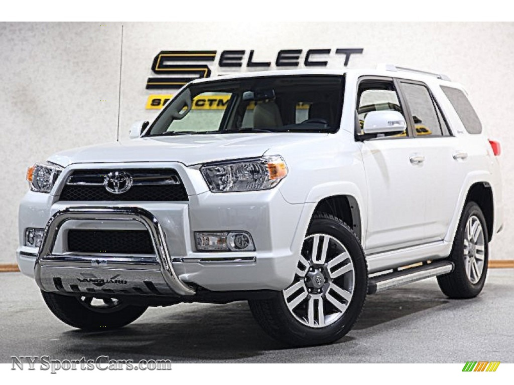2013 toyota 4runner limited 4x4 in blizzard white pearl 135099 cars for. Black Bedroom Furniture Sets. Home Design Ideas