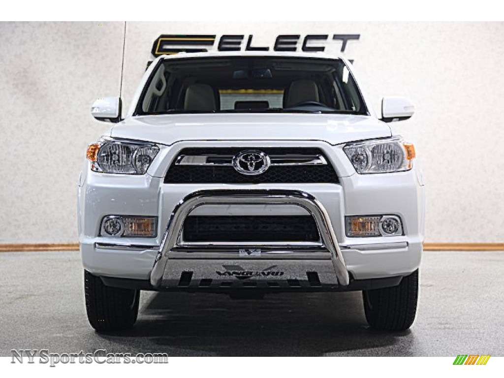 2013 toyota 4runner limited 4x4 in blizzard white pearl photo 2 135099. Black Bedroom Furniture Sets. Home Design Ideas