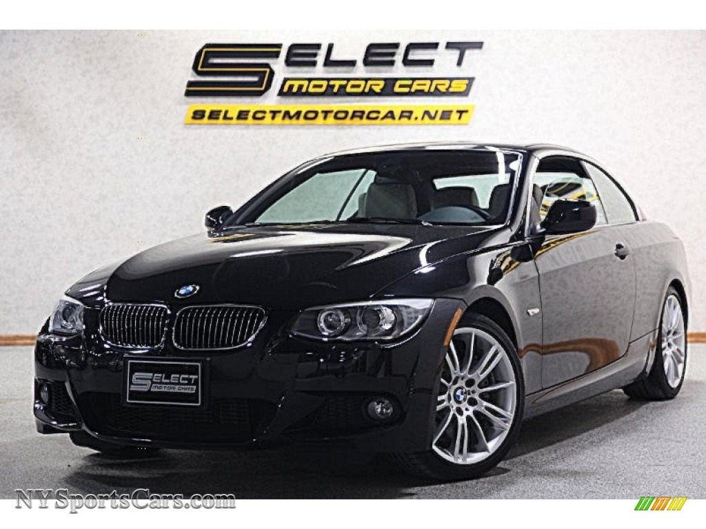 2011 BMW 3 Series 335i Convertible in Jet Black - 242326 ...