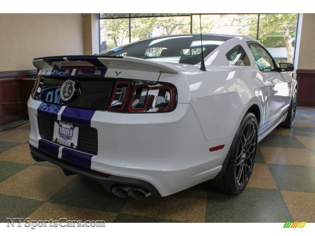2014 ford mustang shelby gt500 svt performance package coupe in oxford white photo 7 262716. Black Bedroom Furniture Sets. Home Design Ideas
