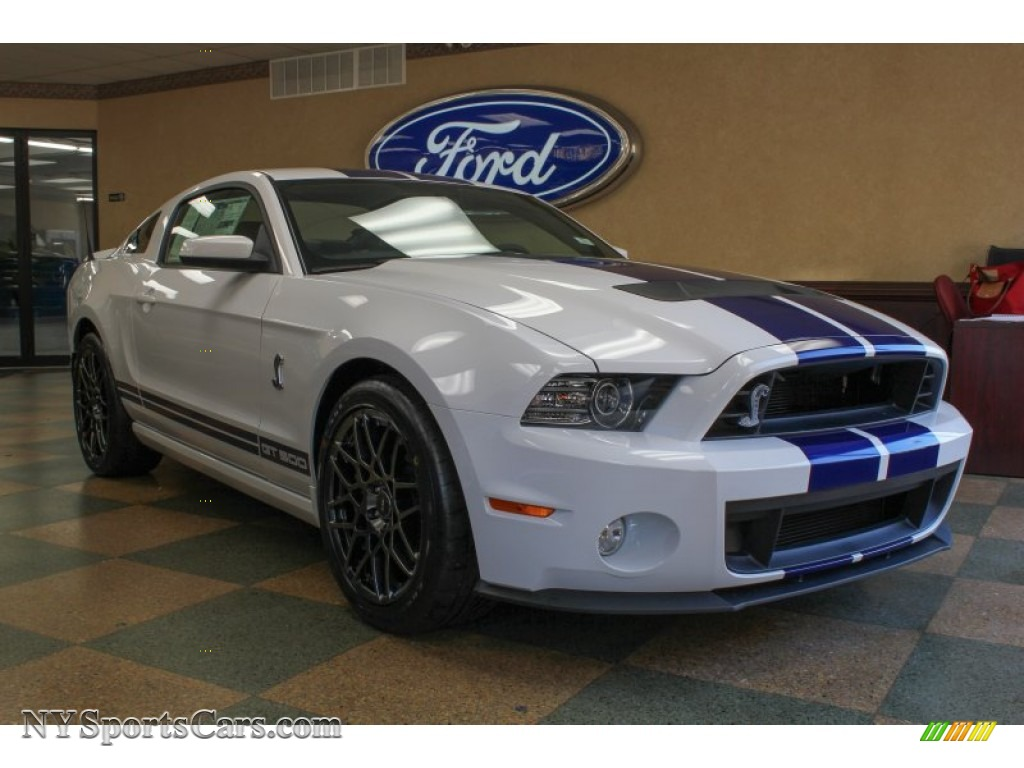 2014 ford mustang shelby gt500 svt performance package coupe in oxford white photo 9 262716. Black Bedroom Furniture Sets. Home Design Ideas