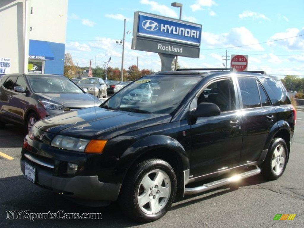 Black Onyx / Gray Saturn VUE V6