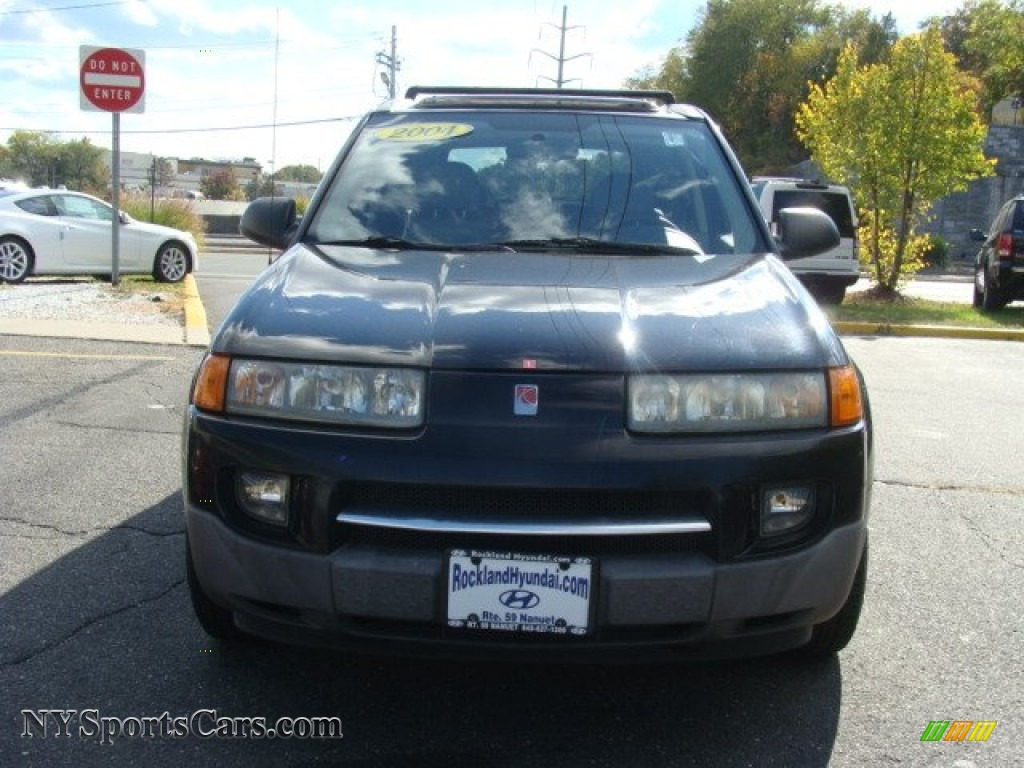 2004 VUE V6 - Black Onyx / Gray photo #2
